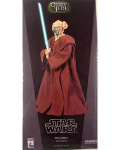 SIDESHOW 12インチ STAR WARS PLO KOON