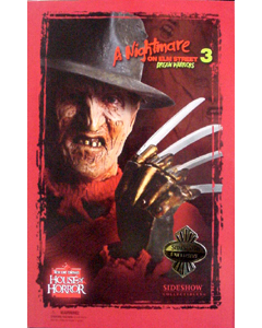 SIDESHOW 12インチ 2006年コミコン限定 A NIGHTMARE ON ELM STREET 3 DREAM WARRIORS FREDDY