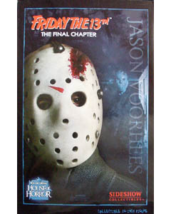 SIDESHOW 12インチ FRIDAY THE 13TH PART 4 THE FINAL CHAPTER JASON 開封済み完品特価