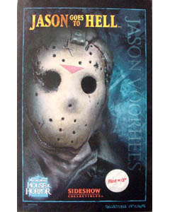 SIDESHOW 12インチ FRIDAY THE 13TH PART 9 JASON GOES TO HELL JASON 開封済み中古完品特価