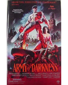 SIDESHOW 12インチ ARMY OF DARKNESS ASH