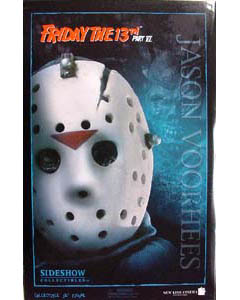 SIDESHOW 12インチ FRIDAY THE 13TH PART6 JASON