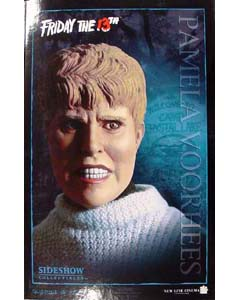 SIDESHOW 12インチ FRIDAY THE 13TH PAMELA VOORHEES