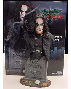 NECA THE CROW MINI BUST STATUE 5000個限定