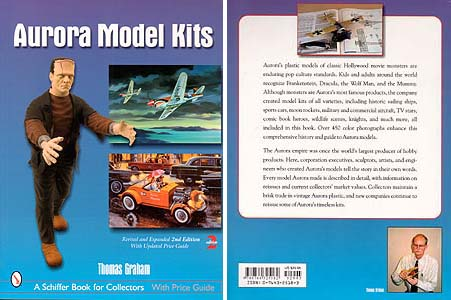 AURORA MODEL KITS 2nd EDITION