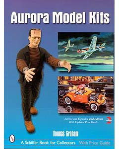 AURORA MODEL KITS 2nd EDITION