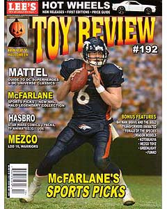 TOY REVIEW #192
