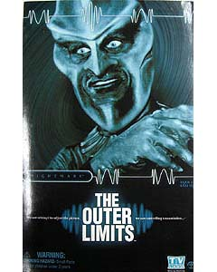 SIDESHOW 12インチ THE OUTER LIMITS [NIGHTMARE] EBONITE INTERROGATOR 開封中古特価