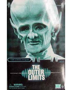 SIDESHOW 12インチ THE OUTER LIMITS [THE SIXTH FINGER] GWYLLM GRIFFITHS