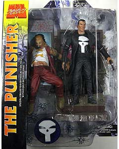 DIAMOND SELECT MARVEL SELECT THE PUNISHER パッケージ傷み特価