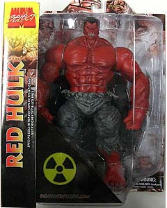DIAMOND SELECT MARVEL SELECT BIG BAD TOY STORE限定 RED HULK