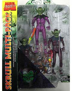 DIAMOND SELECT MARVEL SELECT SKRULL MULTI-PACK