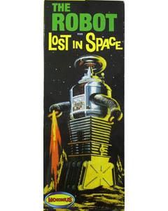 メビウスモデル 1/24スケール 宇宙家族ロビンソン B-9 ロボット フライデー 組み立て式プラモデル パッケージ傷み特価