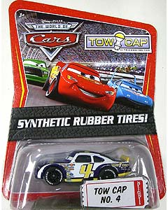 THE WORLD OF CARS K-MART限定 SYNTHETIC RUBBER TIRES! TOW CAP NO.4