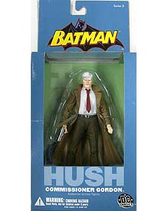 DC DIRECT BATMAN HUSH SERIES 3 COMMISSIONER GORDON