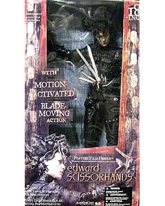 McFARLANE MOVIE MANIACS 5 EDWARD SCISSORHANDS 18インチ 国内版 箱ヤケ特価