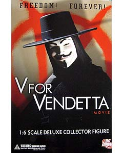 DC DIRECT V FOR VENDETTA V DX 13インチ フィギュア