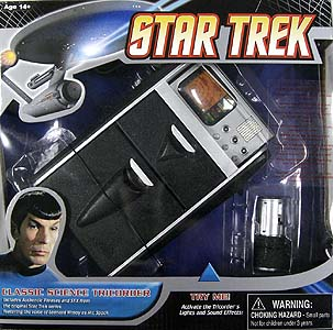 DIAMOND SELECT STAR TREK CLASSIC SCIENCE TRICORDER