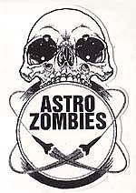 ASTRO ZOMBIES 「ロゴ・ステッカー」