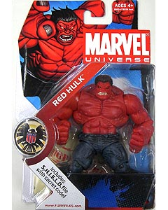 HASBRO MARVEL UNIVERSE SERIES 1 #028 RED HULK 台紙傷み特価