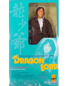 DRAGON 12インチアクションフィギュア DRAGON LORD JACKIE CHAN