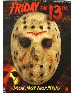 NECA リメイク版 FRIDAY THE 13TH JASON MASK PROP REPLICA