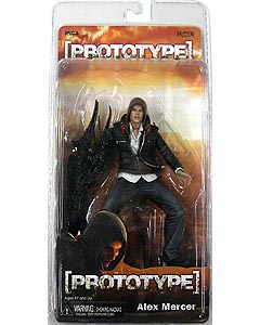 NECA PLAYER SELECT PROTOTYPE ALEX MERCER