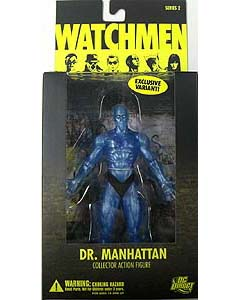 DC DIRECT WATCHMEN SERIES 2 VARIANT Dr.MANHATTAN
