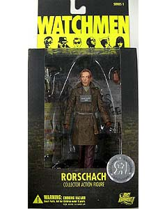 DC DIRECT WATCHMEN SERIES 1 USA TOYSRUS限定 RORSCHACH