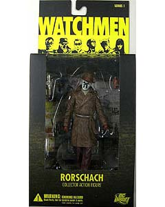 DC DIRECT WATCHMEN SERIES 1 RORSCHACH