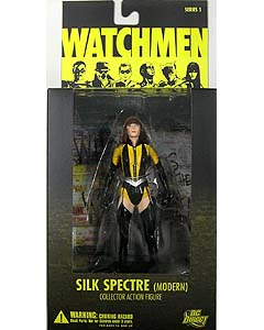 DC DIRECT WATCHMEN SERIES 1 SILK SPECTRE (MODERN)