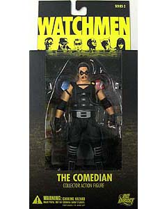 DC DIRECT WATCHMEN SERIES 2 THE COMEDIAN
