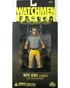 DC DIRECT WATCHMEN SERIES 2 NITE OWL (CLASSIC)