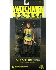 DC DIRECT WATCHMEN SERIES 2 SILK SPECTRE (CLASSIC)