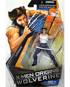 HASBRO X-MEN ORIGINS WOLVERINE SERIES 1 LOGAN