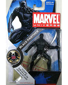 HASBRO MARVEL UNIVERSE SERIES 1 #005 BLACK PANTHER