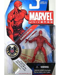 HASBRO MARVEL UNIVERSE SERIES 1 #008 DAREDEVIL