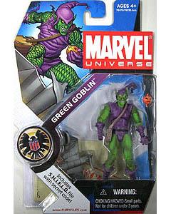 HASBRO MARVEL UNIVERSE SERIES 1 #015 GREEN GOBLIN