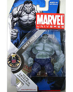 HASBRO MARVEL UNIVERSE SERIES 1 #014 GREY HULK
