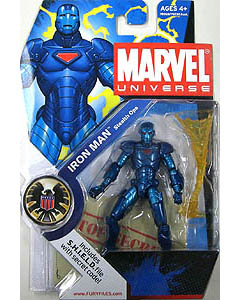 HASBRO MARVEL UNIVERSE SERIES 1 #009 IRON MAN STEALTH OPS