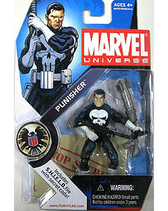 HASBRO MARVEL UNIVERSE SERIES 1 #004 PUNISHER