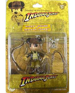 INDIANA JONES USAディズニーテーマパーク限定 フィギュア MICKEY MOUSE AS INDIANA JONES