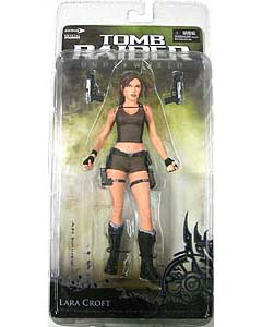 NECA PLAYER SELECT TOMB RAIDER UNDER WORLD LARA CROFT
