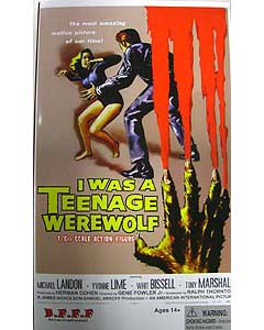 AMOKTIME I WAS A TEENAGE WEREWOLF 12インチ COLLECTORS FIGURE