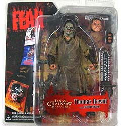 MEZCO CINEMA OF FEAR SERIES 3 THE TEXAS CHAINSAW MASSACRE リメイク版 THOMAS HEWITT [LEATHERFACE]