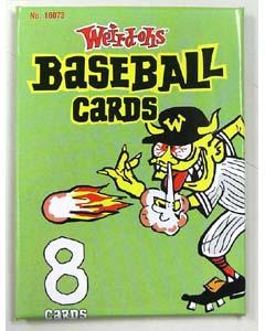 HAWK WEIRD-OHS 復刻版 BASEBALL CARDS 8枚入り 1PACK