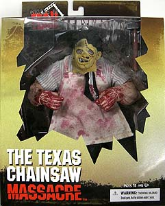 MEZCO CINEMA OF FEAR STYLIZED 9インチフィギュア THE TEXAS CHAINSAW MASSACRE LEATHERFACE
