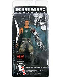 NECA PLAYER SELECT BIONIC COMMANDO NATHAN [RAD] SPENCER