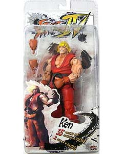 NECA STREET FIGHTER IV KEN