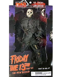 MEZCO CINEMA OF FEAR 12インチ FRIDAY THE 13TH PART VII JASON